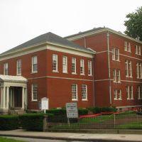 Seventh Day Baptist Meeting House, Ньюпорт