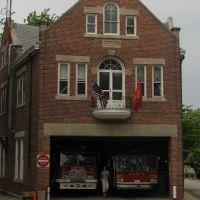 Newport Firestation #5 (1895), Ньюпорт