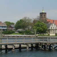 St. Johns Church and Dock, Ньюпорт