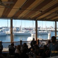 The Mooring restaurant, Ньюпорт