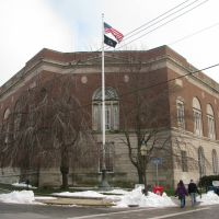 Newport Post Office, Ньюпорт