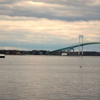New Port, Pell Bridge, RI, Ньюпорт