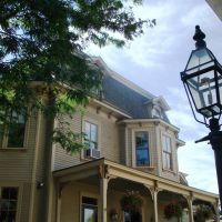 Newport, RI, B&B in Pelham St. (07-2010), Ньюпорт