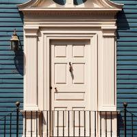 Colonial Doorway, Ньюпорт