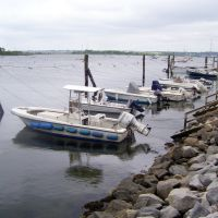 Sheffield Cove from Dutch Harbor Boat Yard, 252 Narragansett Avenue Jamestown, RI 02835, Паутакет
