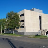 North Dakota Job Service Building - Bismarck, Бисмарк