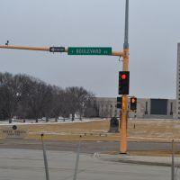 North Dakota State Capitol Grounds, Бисмарк