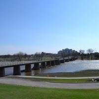 Rail bridge., Гранд-Форкс