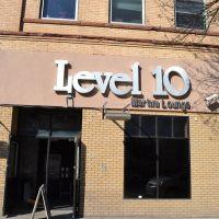 Level 10 Martini Lounge and Night Club, Гранд-Форкс