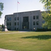 Walsh County Courthouse, Grafton, ND, Графтон