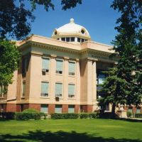 McIntosh County Courthouse, Ashley, ND, Лер