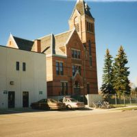 Stutsman County Courthouse, Jamestown, ND #2, Лер