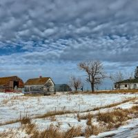 Photo taken in Weiser, ND, USA-Farmstead, Лер