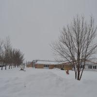 Sheridan Memorial Home., Минот