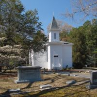 *Old Bethesda Church (circa 1862), Aberdeen NC, Абердин