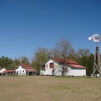*Malcom Blue Farm (circa 1825), Aberdeen, NC, Абердин