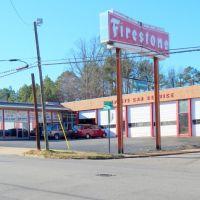 Old Firestone Store----st, Виллиамстон