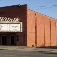 Old Wilrik Theater---st, Виллиамстон