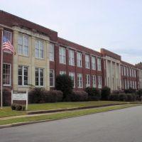Sanford High School   (circa 1924)---st, Вильсон