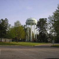 Sanford Water tower---st, Вильсон