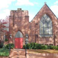 St. Thomas Episcopal Church, Висперинг-Пайнс