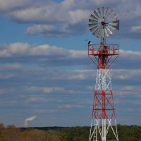 Wind, nuclear and coal, Гастониа