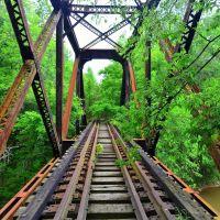 The bridge to nowhere!, Горман