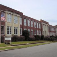 Sanford High School   (circa 1924)---st, Гранит-Куарри