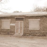 Old Cumnock Post Office---st, Гранит-Куарри