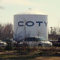 Coty Water Tank Makers of fine Perfume---st, Гранит-Фоллс