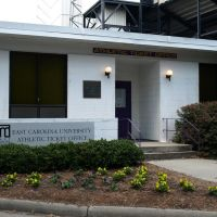 East Carolina University Athletic Ticket Office, Гринвилл