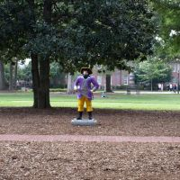 Pee Dee the Pirate - East Carolina University, Гринвилл