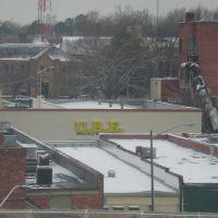ECU snowday3, Гринвилл