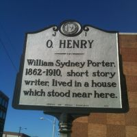 O. HENRY, Гринсборо