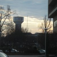 UNCG Watertower, Гринсборо