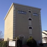 Grimes Bros. c. 1879---st, Давидсон