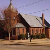 Grace Episcopal Church---st, Давидсон