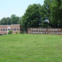 Davidson County Community College, Давидсон