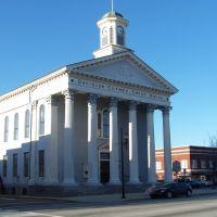 Old Davidson County Courthouse, Lexington, North Carolina, Давидсон