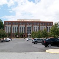 Davidson County Government Center - Lexington, NC, Давидсон