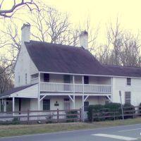 Mendenhall Plantation Circa 1811---st, Джеймстаун
