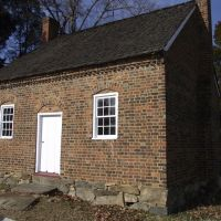 Jamestown friends and meeting house---st, Джеймстаун