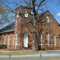 Siler Presbyterian Church, Индиан-Трейл
