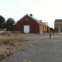 Kannapolis Freight Depot Looking South 15 Sept 2012, Каннаполис