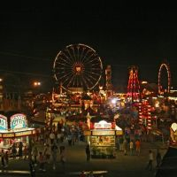 Cleveland County Fair, Кливленд