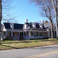 Dr. Victor McBrayer House - Shelby, NC, Кливленд
