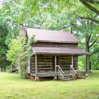 Irvin-Hamrick Log House, Кливленд