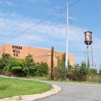 Abandoned Dorn Mill, Кливленд