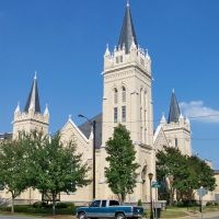 Shelby First Baptist Church, Кливленд