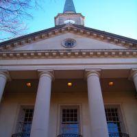 Davidson College Presbyterian Church, Корнелиус
